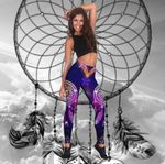 LIMITED EDITION – 3D DREAMCATCHER LEGGING 8162A