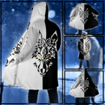 LIMITED EDITION - 3D WOLF – CLOAK 8027A