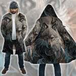 LIMITED EDITION - 3D WOLF – CLOAK 5620A