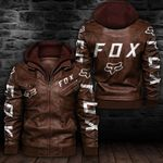 FX RACING SPECIAL LEATHER JACKET 6376 (LIMITED EDITION)