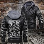 HOODED JACKET – LIMITED EDITION 90232A