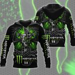 LIMITED EDITION – 3D HOODIE- 90432A