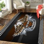 RACING LOVER– LIMITED EDITION RUG 11482A_1A