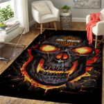 HARLEY DAVIDSON- LIMITED EDITION RUG 5800A