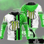 LIMITED EDITION – 3D HOODIE – 90839A-TP