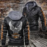 HOODED JACKET – LIMITED EDITION 90236A_TP