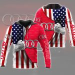 LIMITED EDITION- 3D HOODIE –90873A