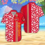 LIMITED EDITION - S.L.C LOVER - HAWAII SHIRT 12138P