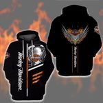 LIMITED EDITION – H.L 3D HOODIE- 90770A-TR