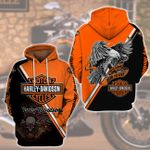 LIMITED EDITION – H.L 3D HOODIE- 5822A-TR