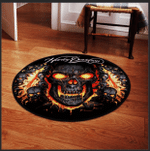 LIMITED EDITION – H.L- ROUND RUG 6411TP