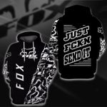 LIMITED EDITION – F.X 3D HOODIE – 90215TP