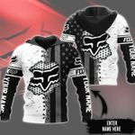 LIMITED EDITION – F.X 3D HOODIE – 90703A-TR