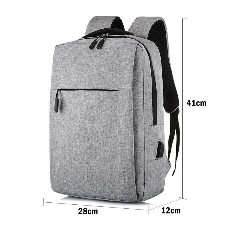 Adisputent Laptop Usb Backpack School Bag Anti Theft Men For 16inch Backbag Travel Daypacks Male Leisure Backpack Mochila