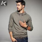 Autumn Hoodies Men Casual Sweatshirts Slim Fit Streetwear