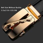 18 type Men Business Style Belt Designer Genuine Leather Male Belt Automatic Buckle Belt Top Quality Girdle Belts For Suit Pants