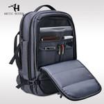 ARCTIC HUNTER New large capacity men's backpack shoulder bag men's 15.6-inch computer bag travel bag multi-function backpack bag