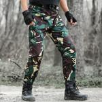 Autumn Hot Sale Casual Camouflage Pant Men's Military Tactical Pants Classic Army Style Pantolon Joggers Trouser Cargo Pant