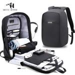 ARCTIC HUNTER USB charging Men 15inch Laptop Backpacks For Teenager Fashion Male Mochila Leisure Travel backpack