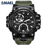 Army Watches Brand Digital Backlight Relogio Masculino Watch Men Military LED Wristwatches 1545C Military Watch Men Waterproof