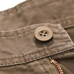 Autumn Winter Cotton Cargo Casual Multi Pockets Three Colors Military Clothing