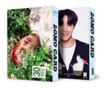 30pcs/set k-pop  Bangtan Boys Album LOMO Cards New Fashion Paper Photo Card HD Photocard