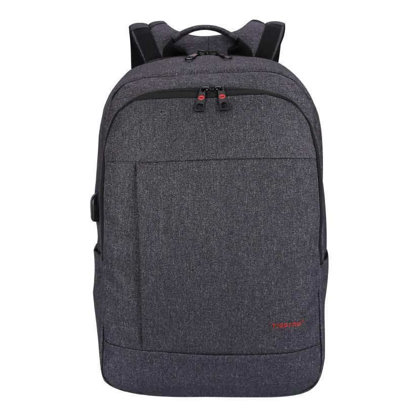 Anti-thief USB charging 15.6inch laptop backpack