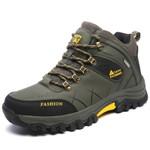 39-47 Winter Shoes Men Brand Anti-skidding Plus Size Men Boots Warm Plush Winter Boots Men Work Shoes Safety