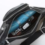 Belt Bag Waist Men Casual Fanny Pack Black Waist Packs for Women Pu Leather High Quality New Spring Travel Chest Bag Male