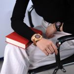 BOBO BIRD Lady Wood Watch Relogio Feminino Women Timepieces reloj mujer Leather Strap Girls Luxury Wristwatches W*Q03