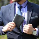 Baellerry Short Men Wallets Leather Coin Pocket Male ID Credit Card Holder 3 fold Clutch Wallet Men Purses Coin Cartera W022