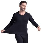 Breathable Cotton Thermal Long John Underwear