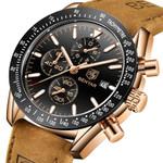 BENYAR Men Watches Brand Luxury Waterproof Sports Quartz Chronograph Military Watch Men Relogio Masculino Zegarek Meski