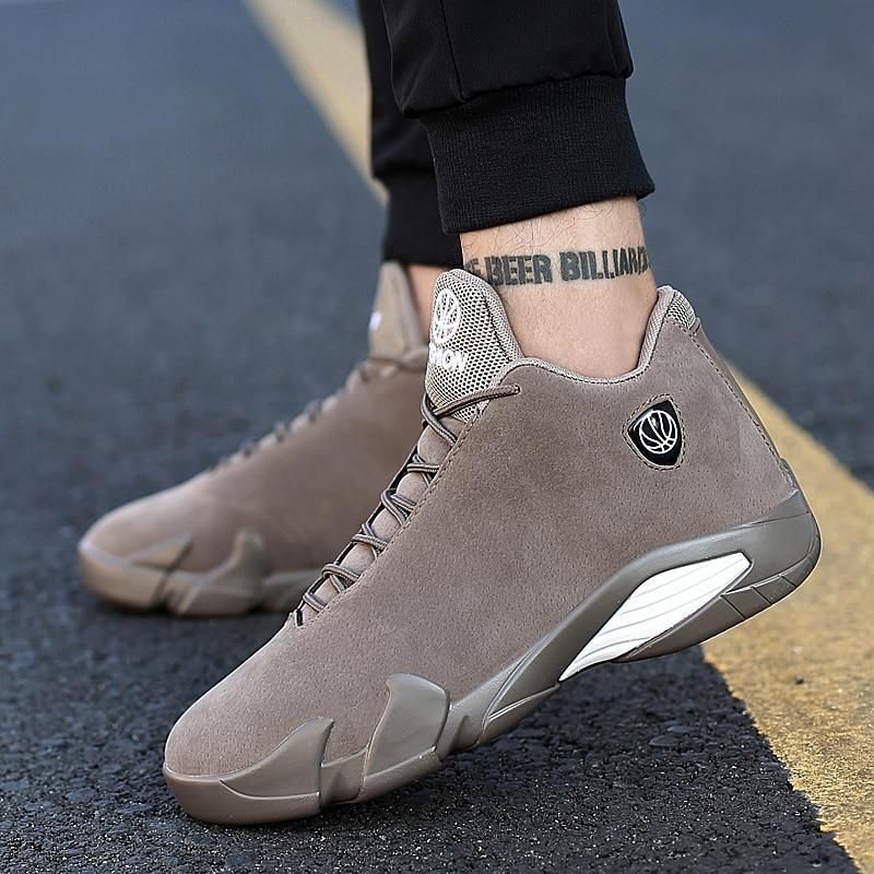BomKinta New Coming Casual Men Shoes Damping Shoes Men High Top Quality Sneakers For Men Outdoor Comfortable Male Footwear