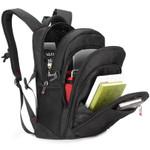 BALANG Brand New Men's Casual Backpacks Waterproof 15.6 inch Laptop backpack USB Large Capacity School Backpack for Boys