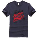 Better Call Saul letter printed summer T-shirt Breaking Bad fashion funny t shirts brand clothing t shirt men kpop tops tee