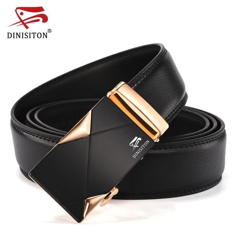 B lets For Men Automatic Buckle Male Genuine Leather Strap Designer Belts Men High Quality Girdle Wide canto