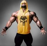 Bodybuilding Stringer Sleeveless  Hoodies
