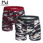 Boxer Men Underwear Boxers Men Print Boxer Shorts Cotton Camouflage Underwear Male Underpants Sexy