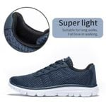 Brand Shoes Men Summer Fashion Sneakers for Man Footwear Walking Shoes Black zapatillas hombre Casual Men Shoes Size 48 49 50
