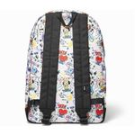 Bt21 Signature Backpack Bts Character Graphic Mesh Backpack School Book Travel Shoulder Bag Free Shipping
