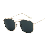 New Fashion Sunglasses Men Square Fashion Glasses for Women High Quality Retro Sun Glasses Male Female Vintage Gafas Oculos