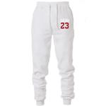 Men Pants New Fashions Jordan 23 Joggers Pants Male Casual Sweatpants Bodybuilding Fitness Track Pants Men's Sweat Trousers XXL