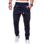 Slim Fit zipper hip hop skinny jogger pants