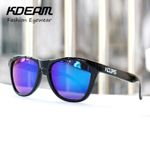 New designer sunglasses Men mirror Exercise sun glasses Women UV400 with Case