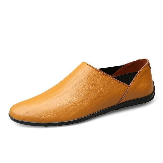 Cow Leather Basic Elegant Shoes