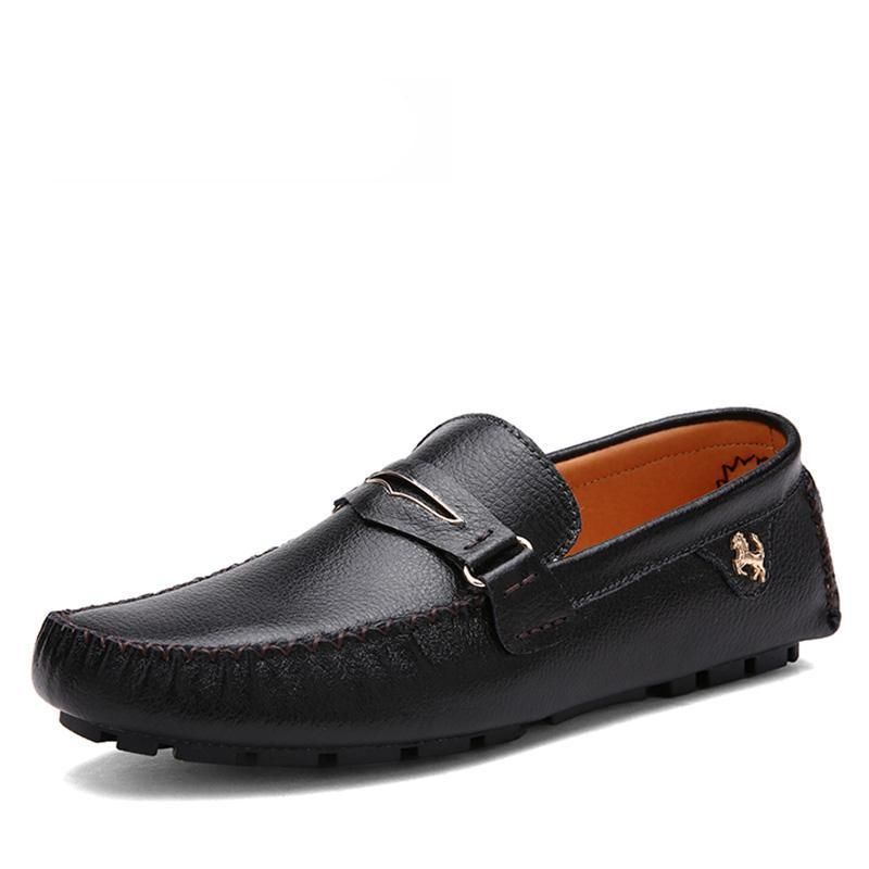 Casual Moccasin Hombre Boat Shoes