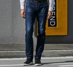 Casual Straight Slim Denim Jeans