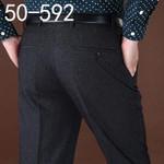 Woolen Formal Suit Pants