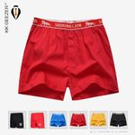 Men's Pants  Boxers Men's Boxer&Shots Loose Mans Underpants,Men Underwear Boxers Cotton Soft And Comfortable.